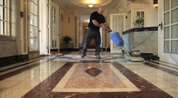 Stone Polishing Cleaning Boston Facility
