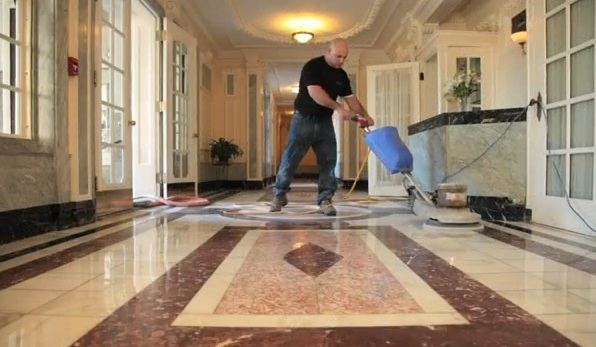 Stone Cleaning Refinishing Repair MA - Marble