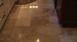 Travertine Floor Grinding and Polishing – Weston, MA