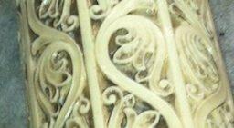 marble column detail