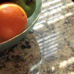 granite countertop polished