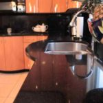onyx kitchen shining stone