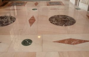 marble floor office hospitality cleaning
