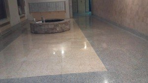 terrazzo repair abrasives prep the surface for polish