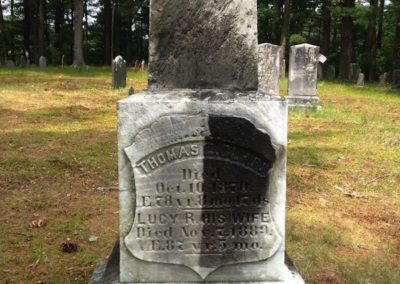 headstone restoration massachusetts