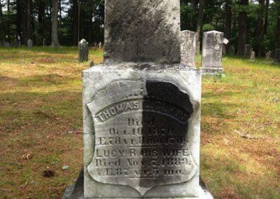 headstone restoration massachusetts