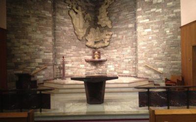 Marble Chapel Restoration Newton, MA