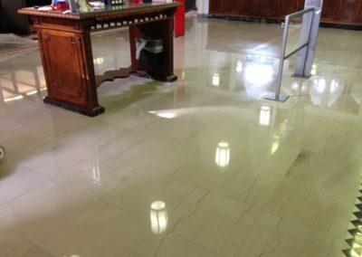 marble floor restoration bank marlborough