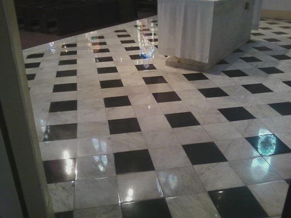 church floor restoration massachusetts