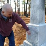 'Tis the season for cleaning cemetery headstones and memorials