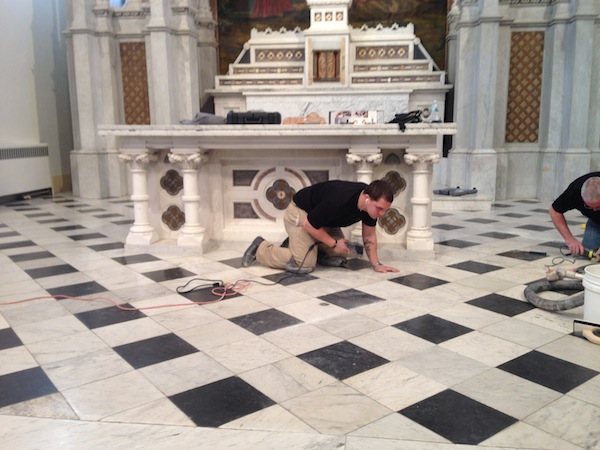 Stone Restoration in Houses of Worship