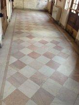 before marble floor restoration theatre boston