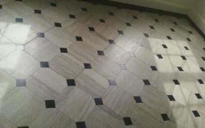 Travertine Floor Restoration: Providence, RI's East Side