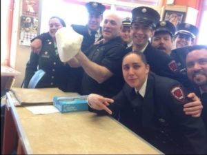boston stone restoration owner feeds hungry firefighters