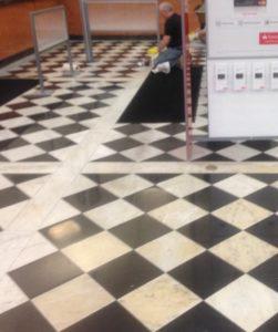 dirty marble floor salem ma