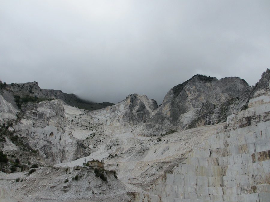 Visiting the Marble Quarries in Carrara, Italy
