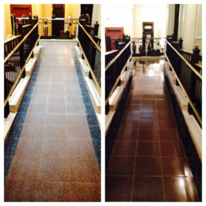 Before and after at Beacon hill boston