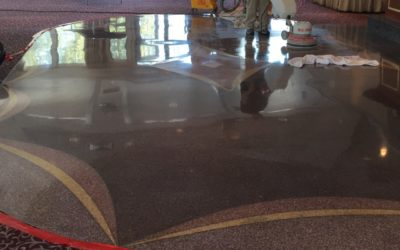 Dance Floor Restoration