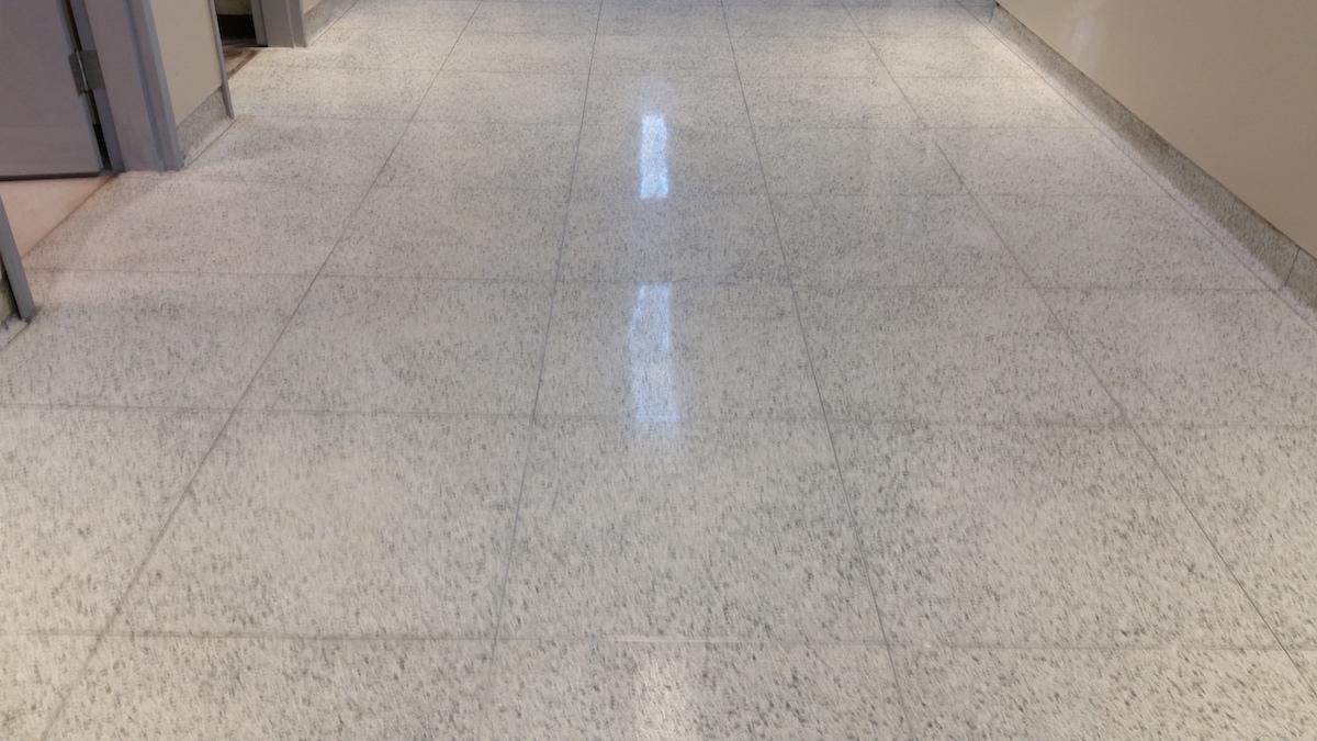 Can Terrazzo Floor Damage Be Repaired Boston Stone