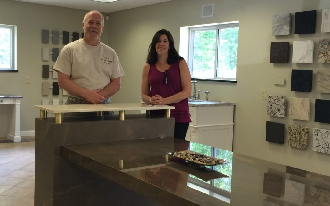 Clearstone Natural Stone Protection Showcased for New England Contractors