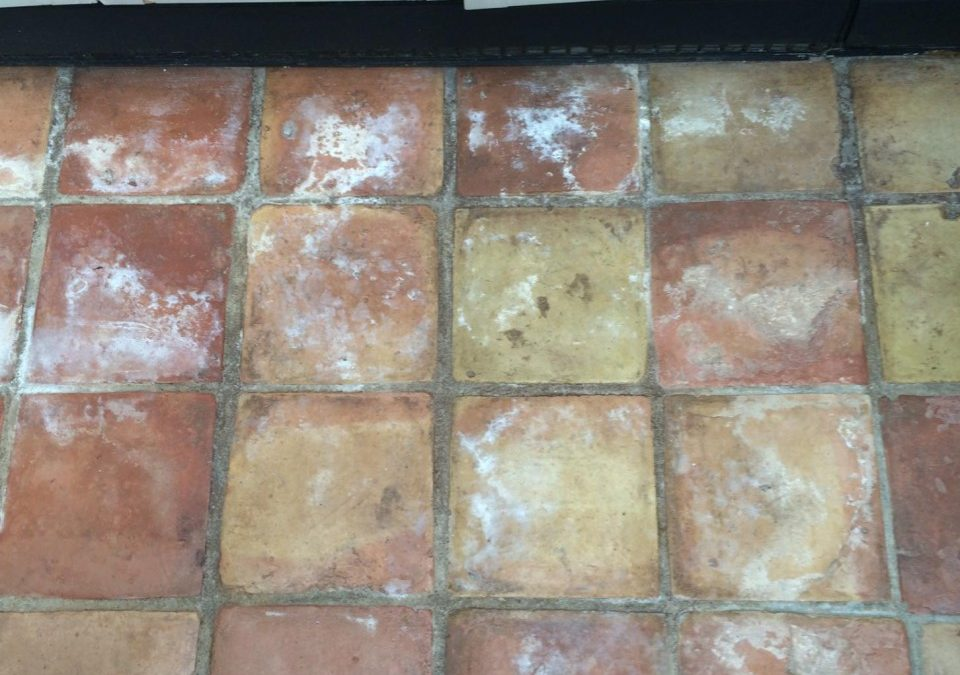 What is efflorescence and how do we deal with it?