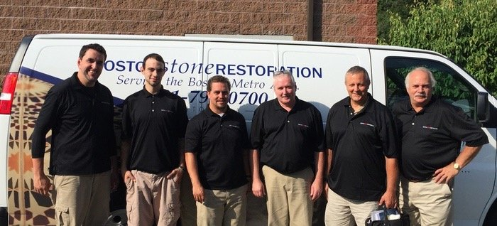 boston marble stone restoration customer service staff new england