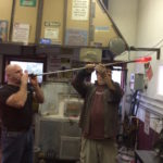 Glass Blowing Fun in Manchester, VT