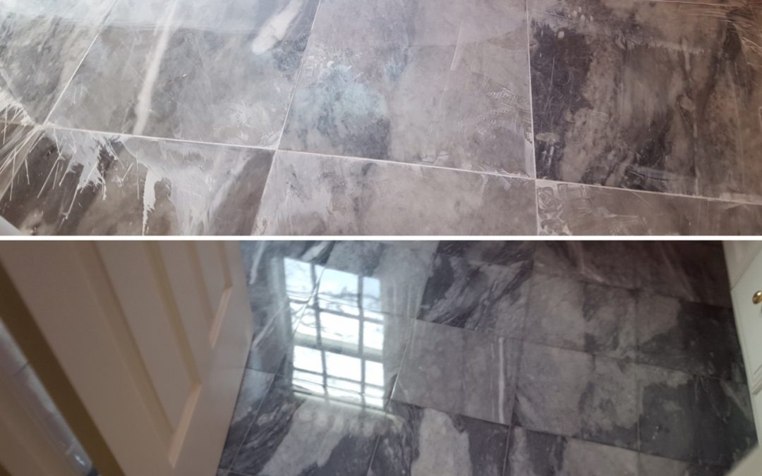 Stone Restoration projects best done before summer