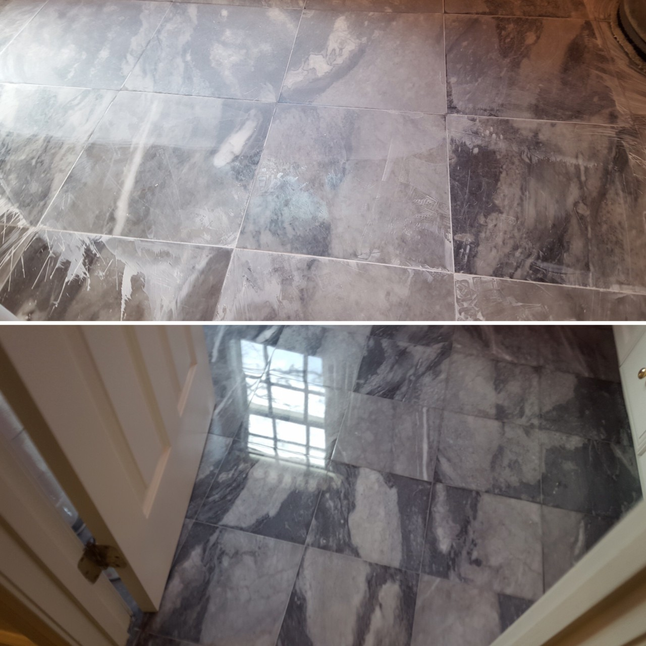 Before And After Boston Stone Restoration