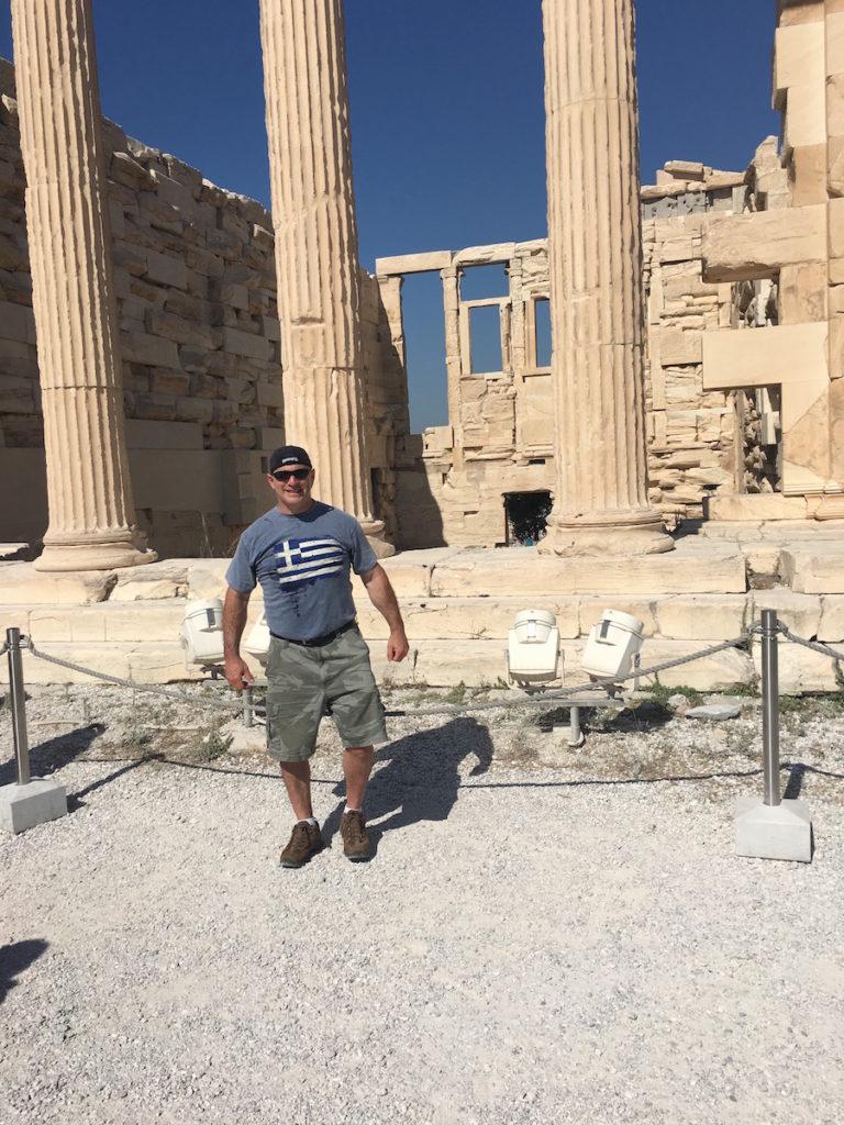 Paul Acropolis Boston Stone Restoration