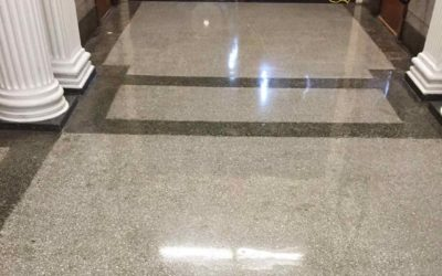Now Booking School Break Terrazzo & Stone Restorations