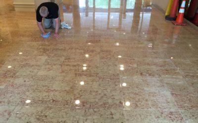 Brookline Building Gets Spectacular Marble Renovation