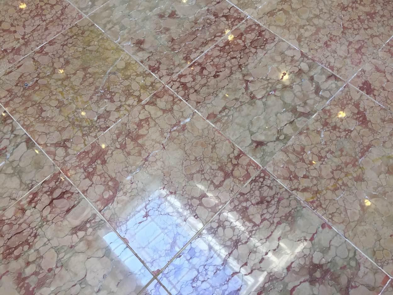 Marble Floor Repair : Repair marble floor brookline boston stone restoration