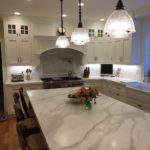 Beautiful, care free marble counter tops in Sudbury, MA