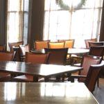 Damage-Proofing Marble Bar Tops at Boston's Harvard Club