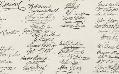 Can you guess 4 signers of the Declaration of Independence buried in Massachusetts?