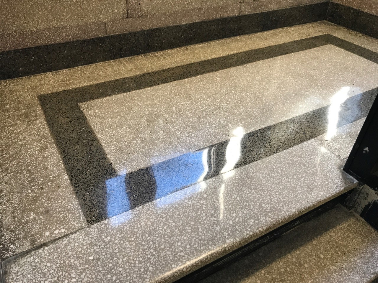 Terrazzo Floor Polishing Thompson Ct Boston Stone Restoration