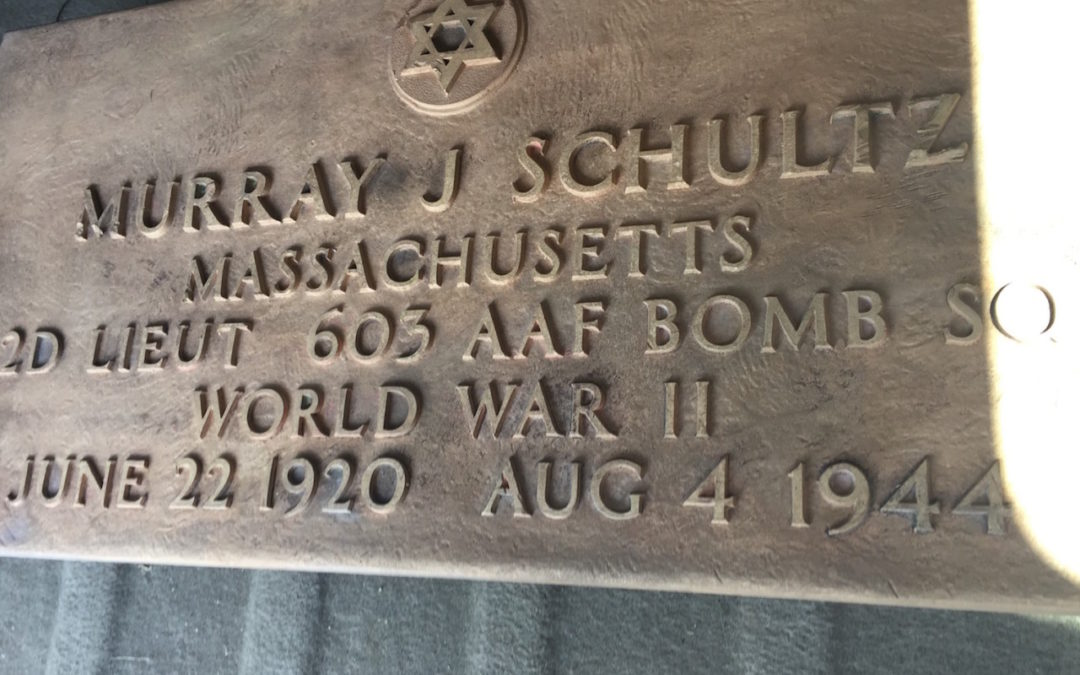 World War II veteran's headstone restored