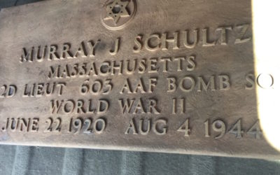 World War II veteran's headstone restored