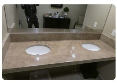 locker room shower vanity restoration massachusetts