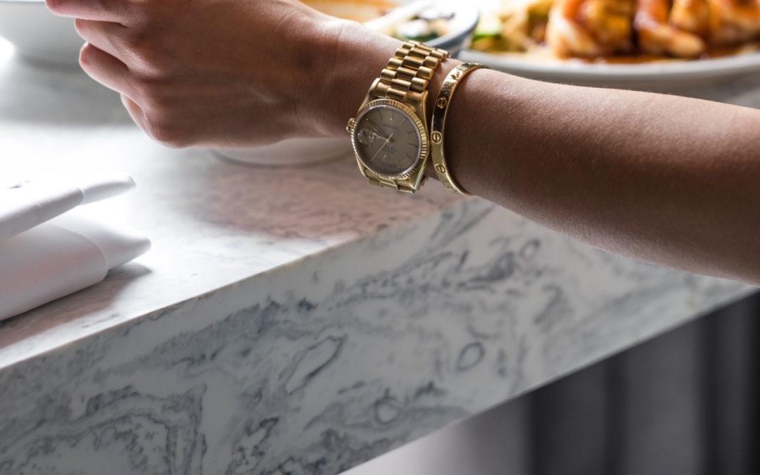 Afraid to choose white marble?