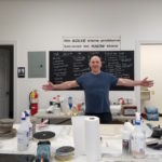 Stone restoration classes - from student to teacher!