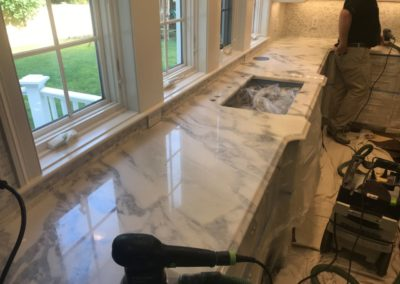 marble polishing newton ma