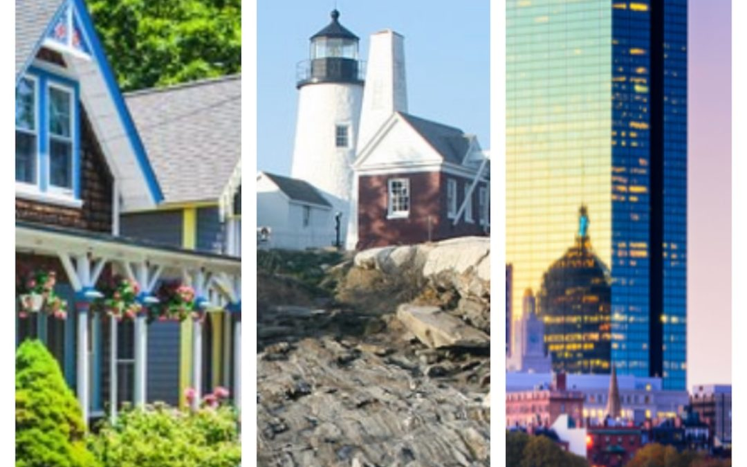 From Martha's Vineyard to Maine and everywhere in between!