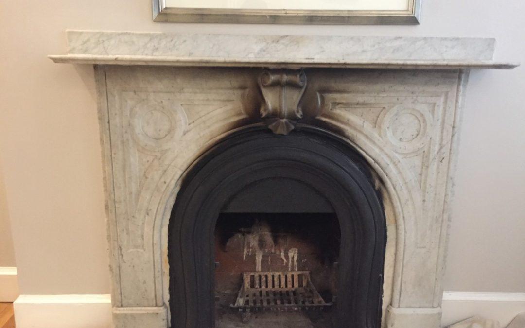 Fireplace Restoration | Charlestown, MA