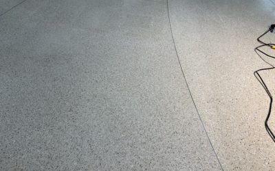 Terrazzo Floor Repair | Natick Mall