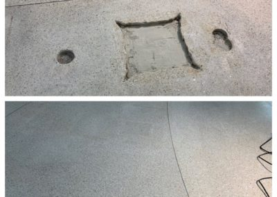 stone floor reapit before after massachusetts