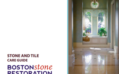 Did you know we have a Stone and Tile Care Guide?