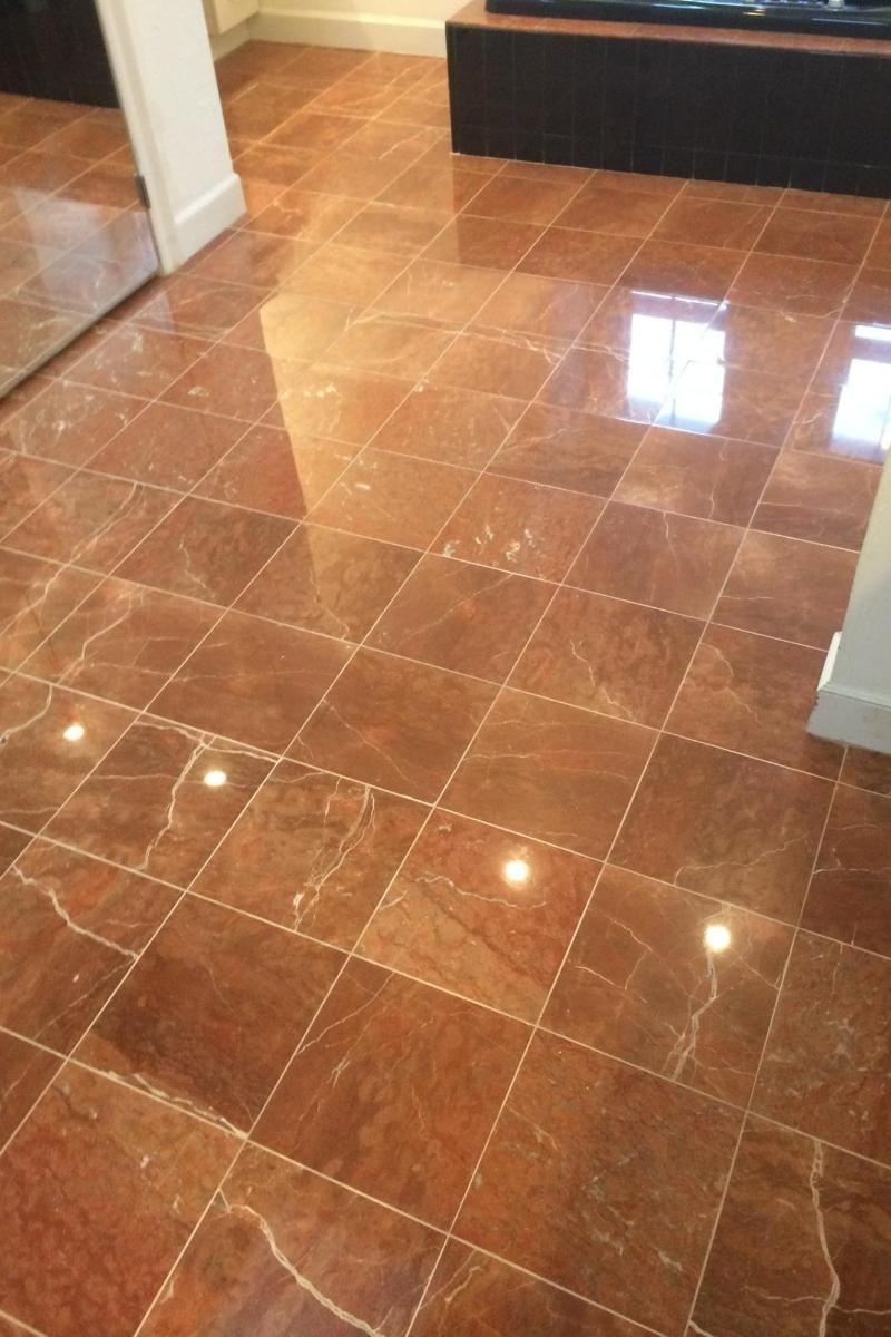 rojo floor stone restoration