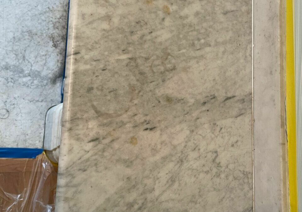 Can you restore old marble?